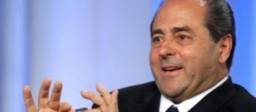 Antonio Di Pietro, ex pm e politico