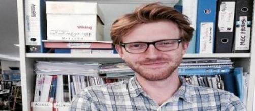 Nick Owen voluntario en la lucha contra el Ébola