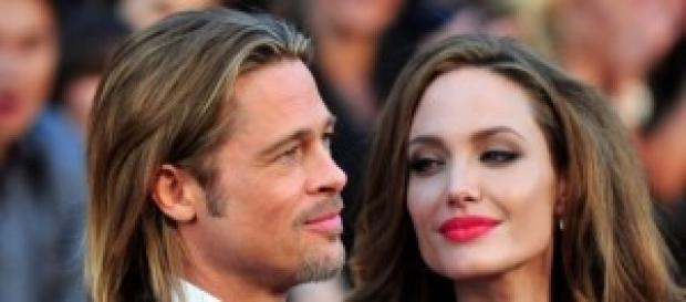 Angelina Jolie y Brad Pitt llevan juntos 8 años