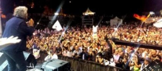 M5S, riforma pensioni, uscita Euro: Grillo