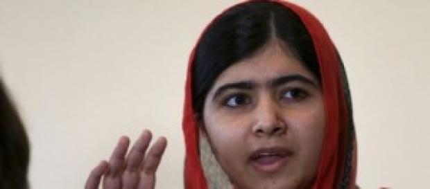 Malala Yousafzai ganadora del Premio Nobel de Paz