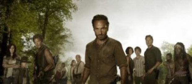 """Serie TV. """"The Walking Dead"""""""