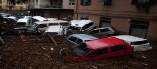 Tutti gli alluvioni a Genova degli ultimi 44 anni