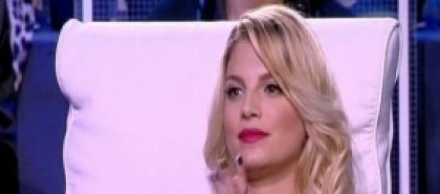 Emma Marrone alla trasmissione 'Tu Sì Que Vales'