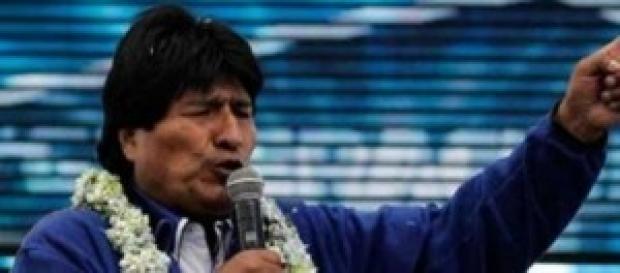 Evo Morales reelecto Presidente de Bolivia