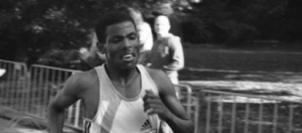 Haile Gebrselassie en carrera.