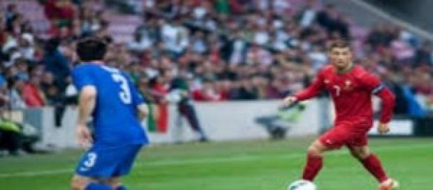 Il Portogallo di Ronaldo in campo domani sera