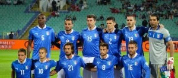 Malta-Italia diretta tv 13 ottobre