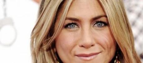 La actriz, Jennifer Aniston.