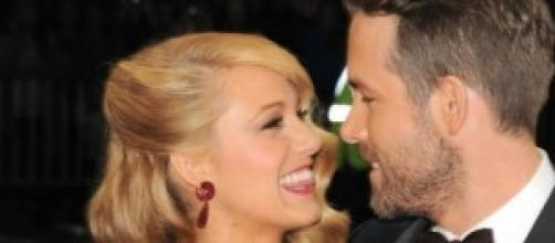 La pareja tan sonriente como siempre.