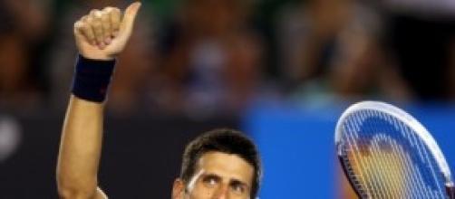 Novak Djokovic mantiene la prima posizione