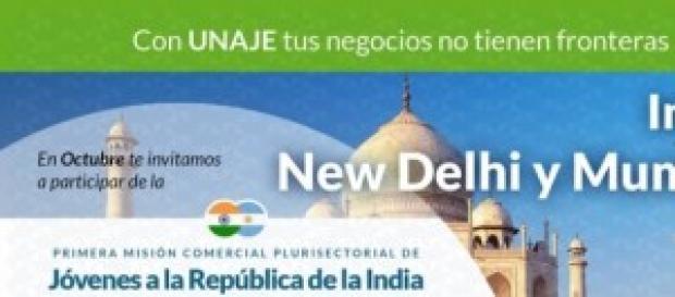 Empresarios argentinos en Nueva Delhi