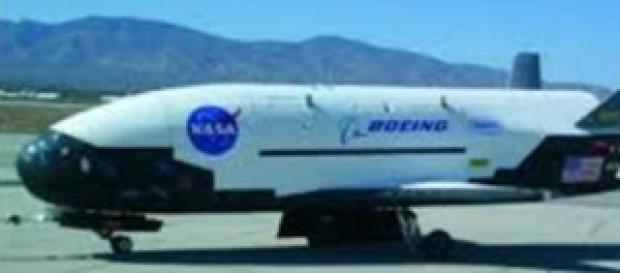 Hoy llega a la tierra el X-37B
