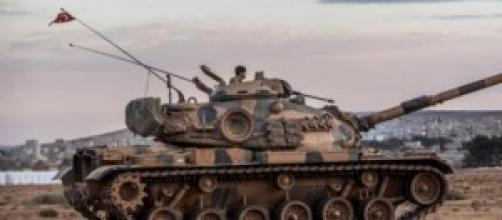 Guerra tra Jihadisti e Curdi