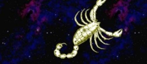il segno di tipo acqua: scorpione