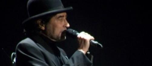 Joaquín Sabina en concierto