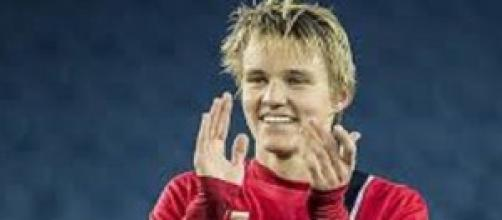 """Odegaard, il """"Messi di Norvegia"""""""