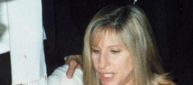 Barbara Streisand, artista.
