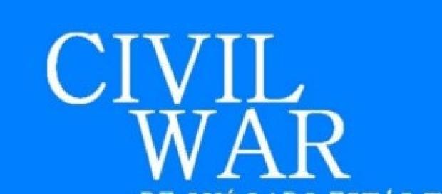 """Imagen de uno de los bandos de """"Civil War"""""""