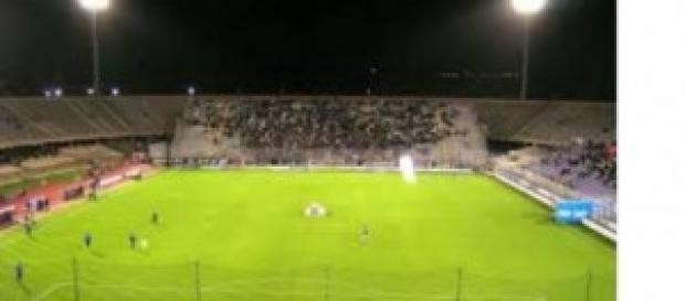 Lo stadio S. Elia di Cagliari