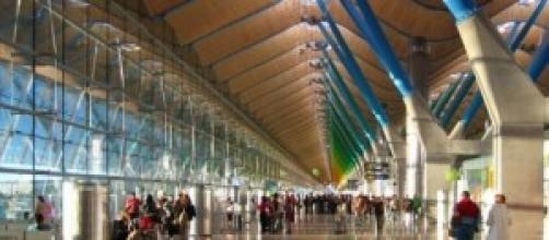 Activado el protocolo en el Aeropuerto de Barajas.