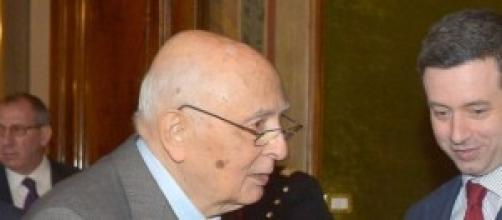 Amnistia e indulto news 16/10 Orlando e Napolitano