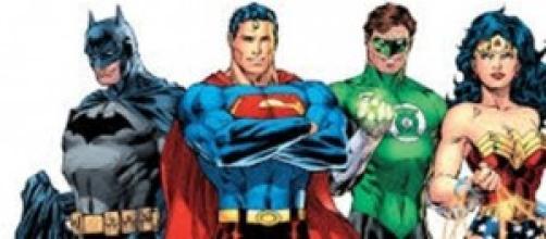 Dentro de poco en el cine los superhéroes.