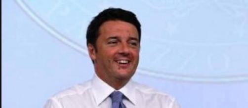 Il Premier Renzi presenta la manovra.