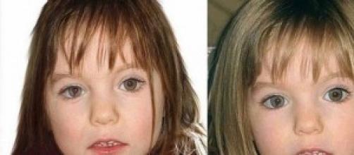 Maddie McCann scomparsa nell'estate 2007