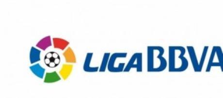 Logo oficial de la Liga BBVA