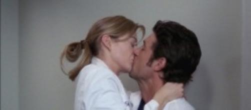 E' pace fatta tra Meredith e Dereck