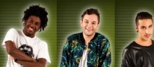 Leiner Riflessi, Madh e Lorenzo Fragola a X Factor