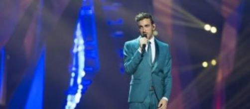 Marco Mengoni in concerto.