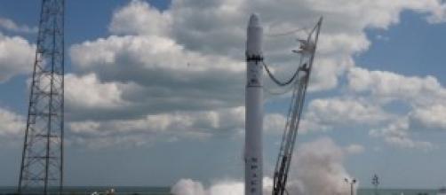 Primer satélite argentino lanzado al espacio.