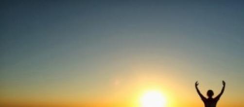 Aproveite as lindas tardes de sol.
