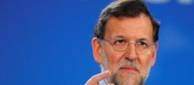 Presidente de Gobierno Español Mariano Rajoy