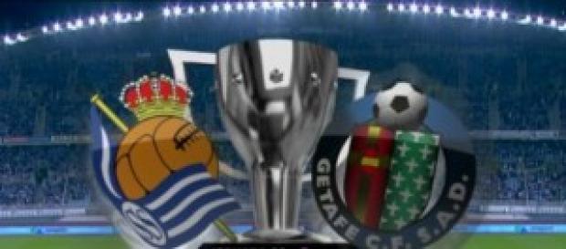 Real Sociedad-Getafe, lunedì 20/10 ore 20:45