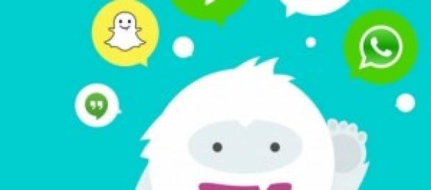 Snowball la app que centraliza las notificaciones.