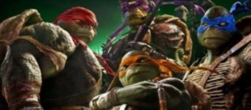"""La Película """"Ninja Turtles"""""""