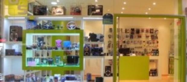 robo a una tienda en el microcentro