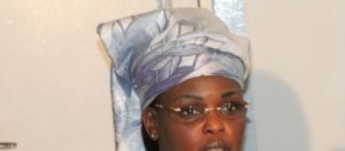 La Première Dame du Sénégal