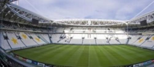 Lo Juventus Stadium di Torino