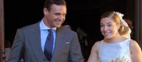 Leire, vocalista de la Oreja de Van Gogh, se casó