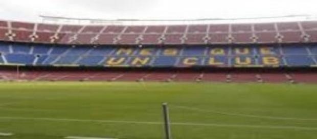 Barça in campo domani sera contro l'Ajax