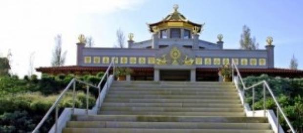 Centro de Budismo Moderno em Sintra.
