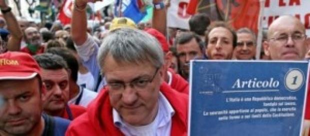 Jobs act e riforma pensioni: 25/10 Cgil vs Renzi
