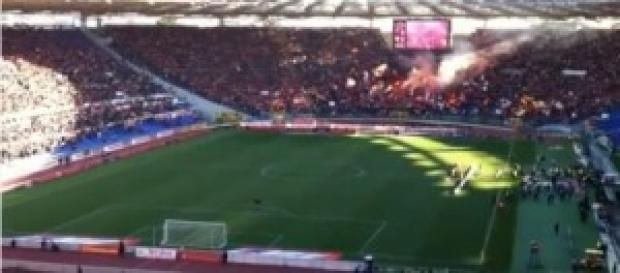 La probabile formazione dell' AS Roma