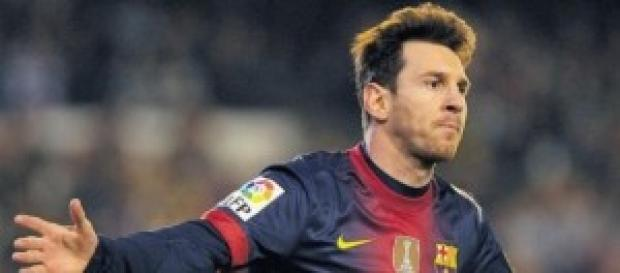 Leo Messi. Foto: taringa.net