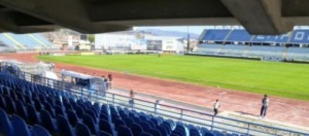 Lo stadio Castellani di Empoli