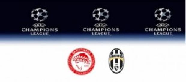 Probabili Formazioni Olympiakos-Juventus